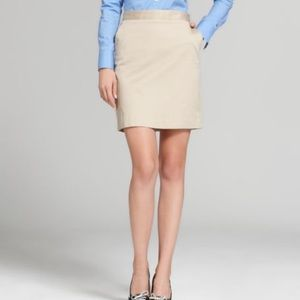 Tommy Hilfiger Cream Skirt
